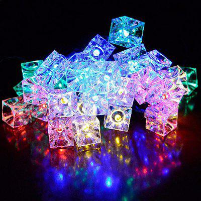 BRELONG LED Kleurrijke Waterproof Holiday Lights String