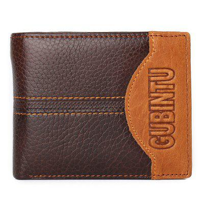 GUBINTU Men Leisure Wallet Portable Personality Classic
