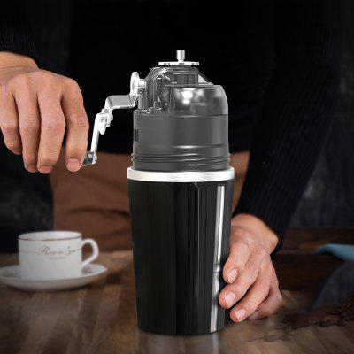 TANTO TD - HS9203 Portable Hand-cranked Coffee Beans Brewing Cup