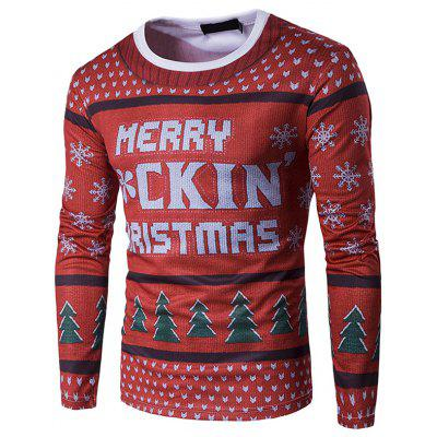 Fashion Christmas Man Sweater