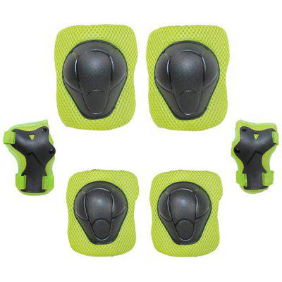 Kneepad Elbow Slippery Roller Skating Bike Balance Car Protector