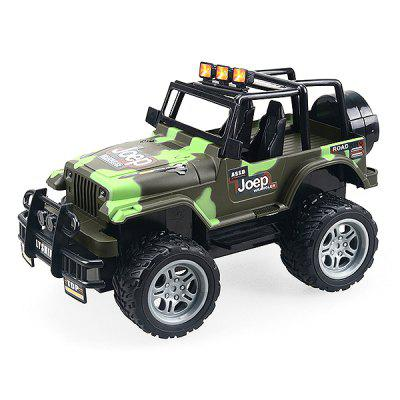 6062 1/18 4CH RC Off-road Car Model - RTR Toy Gift for Children 20km/h 30mins Running