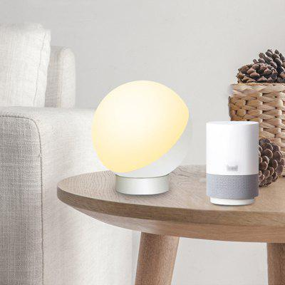 Smart WiFi Voice Control Night Light LED Eye-protection Table Lamp