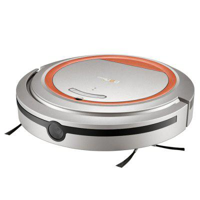 DONI V18 HD Camera Audiovisual Accompaniment Bluetooth Audio Smart Sweeping Robot Image