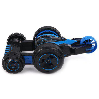 JJRC Q49 Acro Cool Light 360-degree Rotation One Key Transform Stunt RC Car
