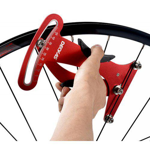 Bicycle Cycling Spoke Tension Meter Measurement Tool
