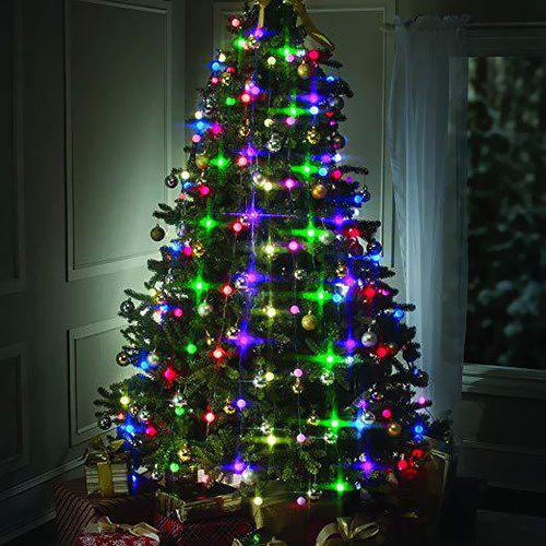 Led Christmas Tree Decoration Lantern String Light