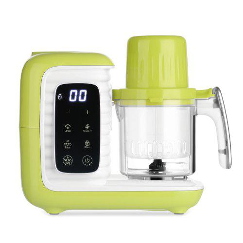 zanmini BFP 2800E Baby Food Cooker, Steamer and Blender