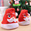 Adult Child Christmas Hat Decoration - RED