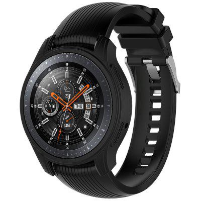 Silicon universal pentru Samsung Gear S3 Frontier / Samsung Galaxy Watch 46mm