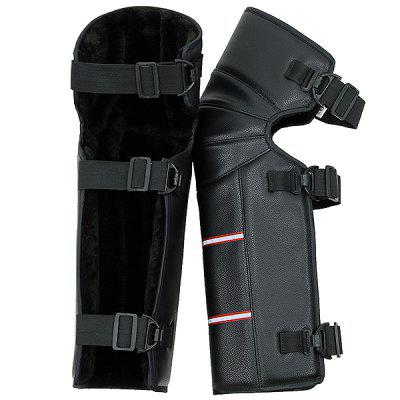 Riding Knee Pad for Winter Cycling Motorcycle 2pcs