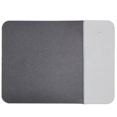 Mouse Pad with Wireless Power Adapter Wireless Charging