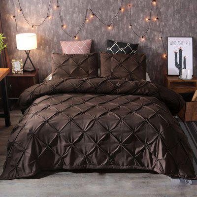 Three-piece Creative 3D Bedding Set