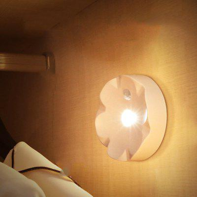 LED Body Sensor Bedside Balcony Aisle Bedroom Wall Light