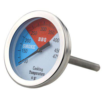 TS - BX43 100 - 475 Deg.F Stainless Steel Oven Grill Cooking Thermometer