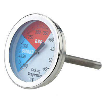 TS - BX44 100 - 550 Deg.F Stainless Steel Oven Grill Cooking Thermometer