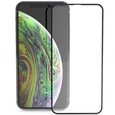 ZK Xuan Screen Series Flow Edition 3D Soft Edge Black Tempered Film pro iPhone Xs Max