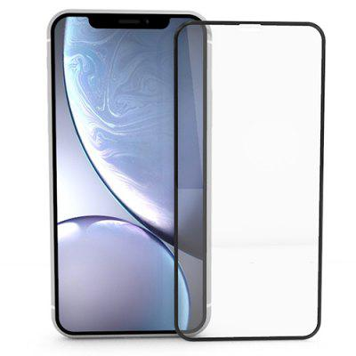 ZK Xuan Screen Series Flow Edition 3D Soft Edge Black Tempered Film pro IPhone XR