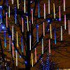 Brelong LED Outdoor Waterproof Pop Rain 30cm Colorful String Lamp European Regulations - WHITE