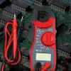MT - 87 Digital Pincerlike Multimeter Electrical Instruments - RED