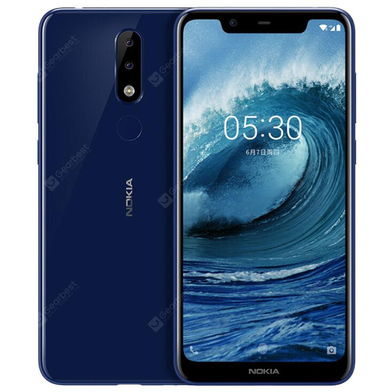 Nokia X5 4G Phablet International Versio