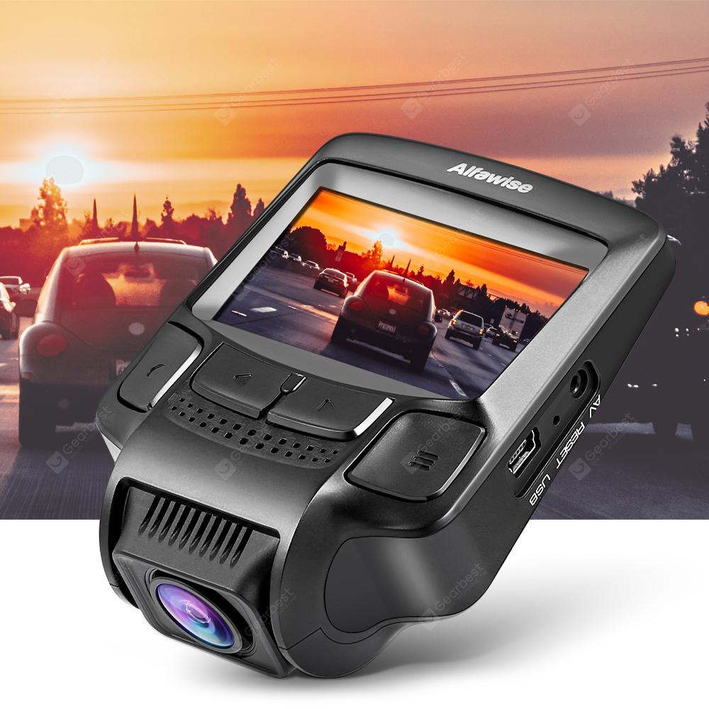Alfawise MB05 F1.4 Car DVR Dash Camera - BLACK