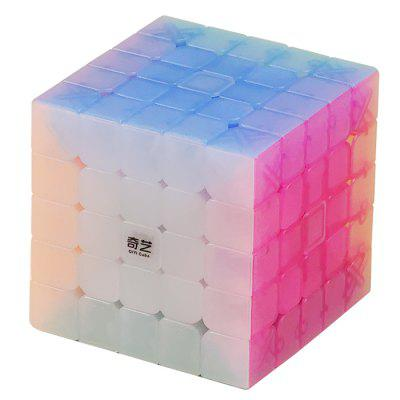 62mm Jelly Color Professional Transparent Puzzle Cube