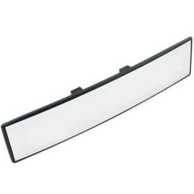 Large Field of View Flat Rearview Mirror