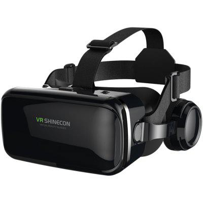 VR SHINECON G06 VR Glasses 3D Virtual Reality Headset for Smartphone