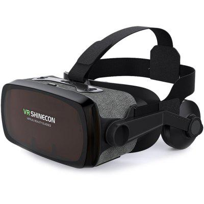 VR SHINECON G07E 3D Virtual Reality Glasses with Headset for Smartphone