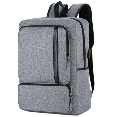 FLAMEHORSE Computer Notebook Large Capacity Casual Backpack
