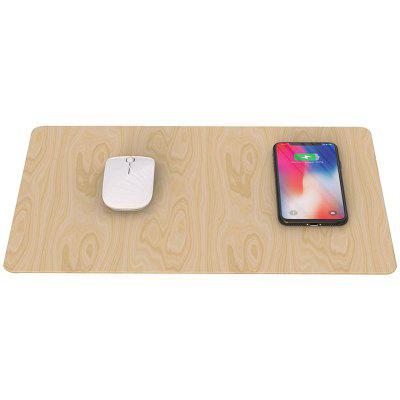 JAKCOM MC2 Office Wireless Intelligent Quick Charging Mouse Pad for Mobile Phone