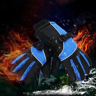 Heated Gloves USB Rechargeable Outdoor Riding Hand Warmer