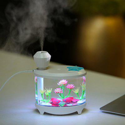 BRELONG USB Air Purifier Humidifier Light