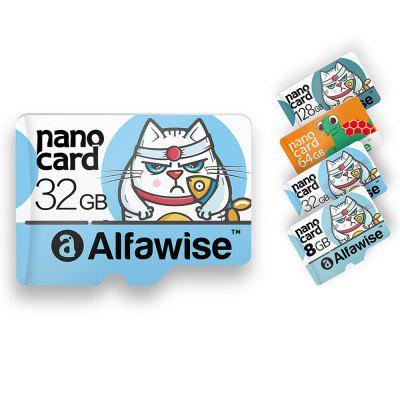 Alfawise Class 10 UHS-1 High-speed Micro SD Card