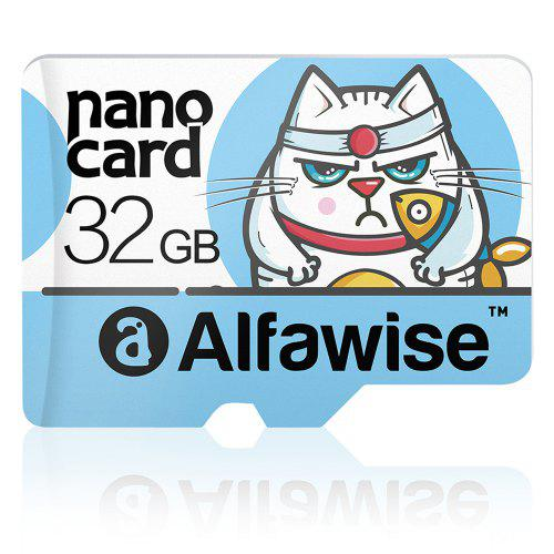 Alfawise 32GB Micro SD 10 UHS-1 Memory Card