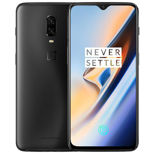 OnePlus 6T 4G Phablet - MIDNIGHT BLACK