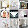 Utorch ART - 2835 - 8W - 5V - N LED Makeup Mirror Front Light Bulb ( 10 Pack ) White - WHITE