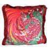 Fashionable Super Soft Double-sided Printed Pillow Nordic Sofa Cushion - MULTI-A