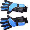 Heated Gloves USB Rechargeable Outdoor Riding Hand Warmer - BLUE