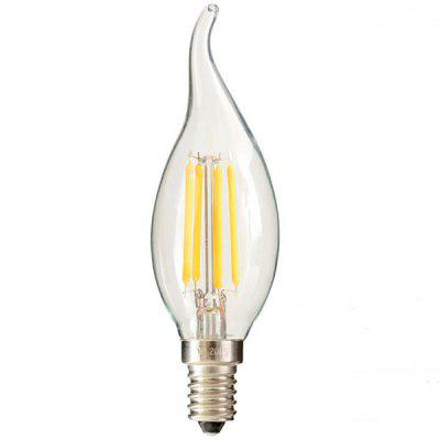 LED Tungsten Small Screw Candle Filament Light Bulb