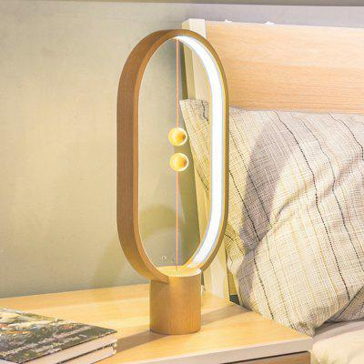 Magnetic Table Lamp Bedroom Bedside Night Light