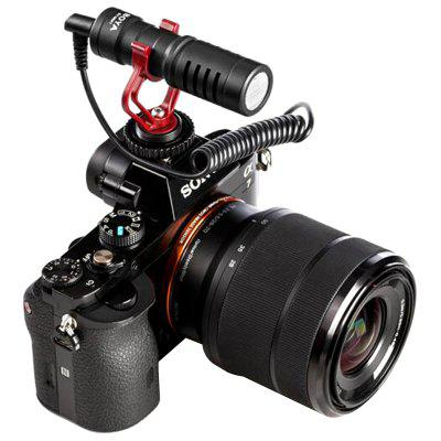 Compact System Camera Recording Microphone