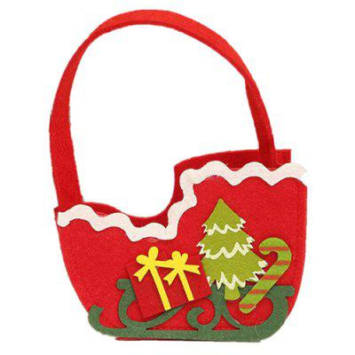 Christmas Decoration Creative Sled Trojan Candy Gift Bag Ornament