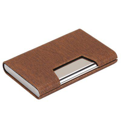 Men Business High Quality Classic Card Case