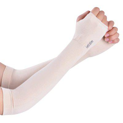 UV Protection Cooling Or Warmer Arm Sleeves for Men Women Kids Sunblock Protective Gloves Running Golf Cycling Driving