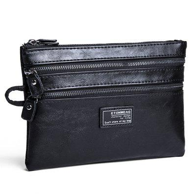 Men's Clutch Bag Casual Tide