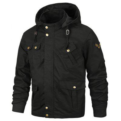 Veste militaire simple