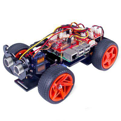 SunFounder Raspberry Pi Kit de Robot de Voiture DIY