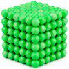 Develop Wisdom And Change The Night Vision Leisure Decompression Magic Ball 216pcs - GREEN